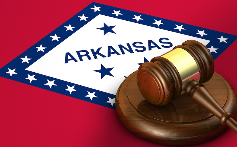Arkansas State Bail Bonds Laws in Conway AR